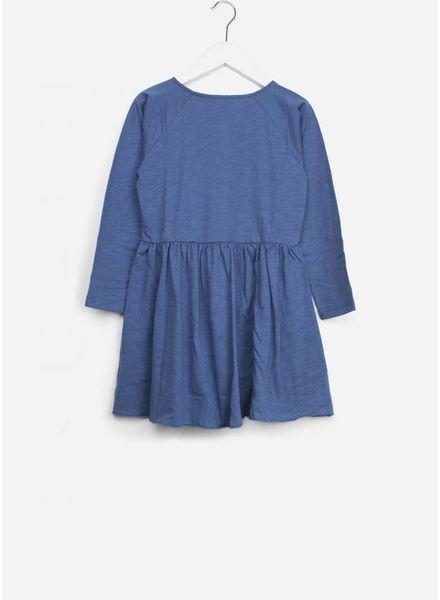Repose jurk skater thunder greyish blue