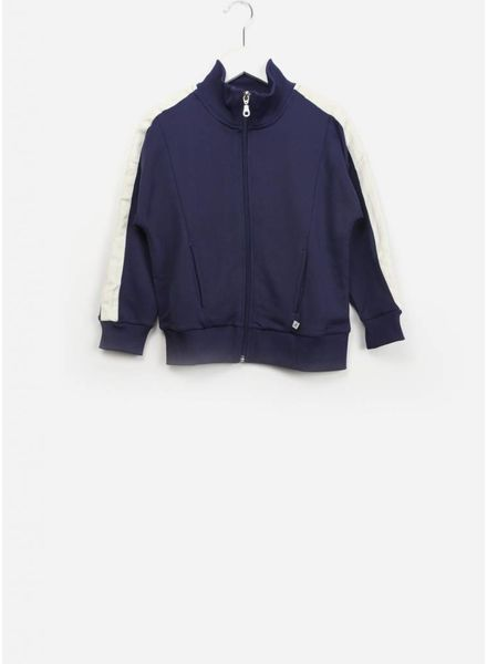 Repose track jacket weathered marine colour