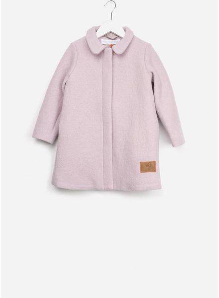 Mon petit Loup jas pippa a-lijn roze