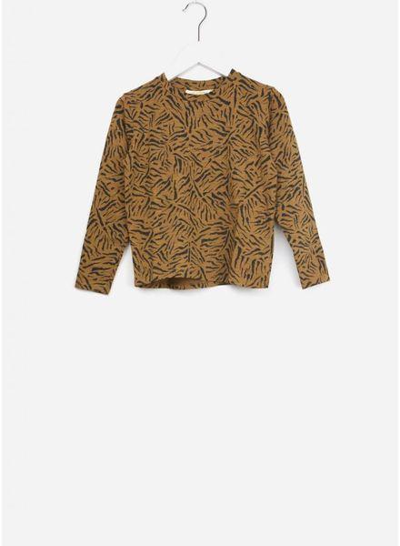 Soft Gallery shirt belami buckthorn brown
