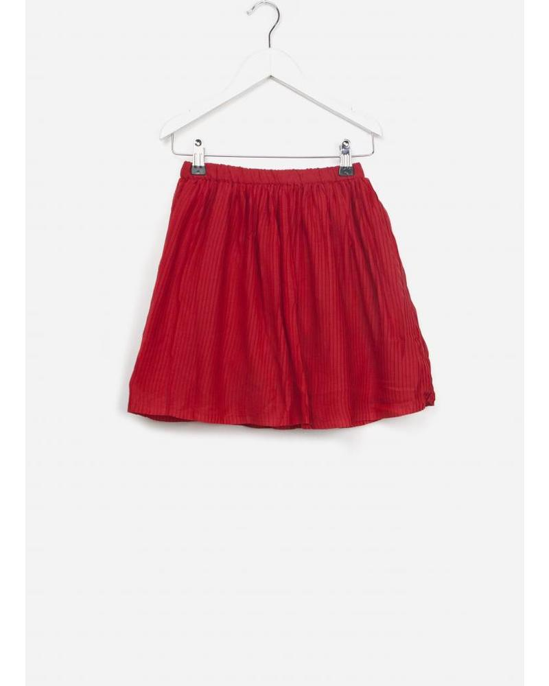 Soft Gallery mandy skirt red