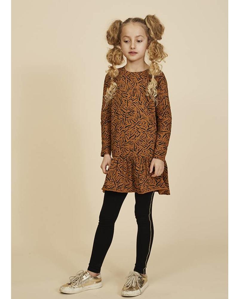 Soft Gallery autumn dress buckthorn brown