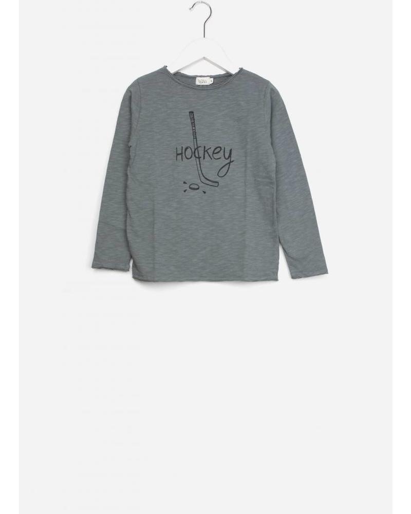 Buho andy hockey t-shirt musk