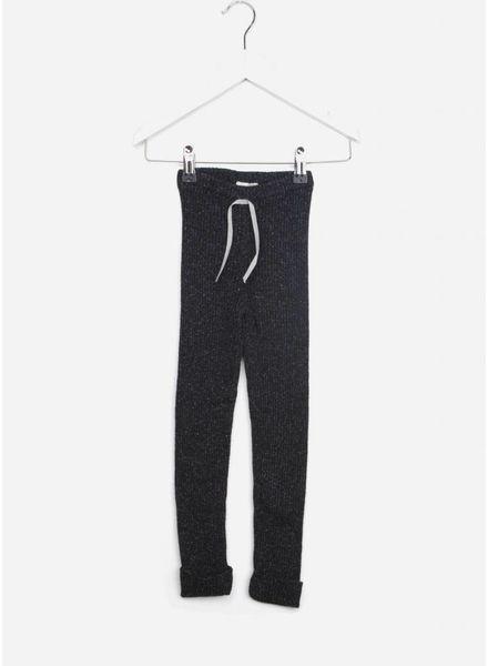 Buho broek jess knit legging black