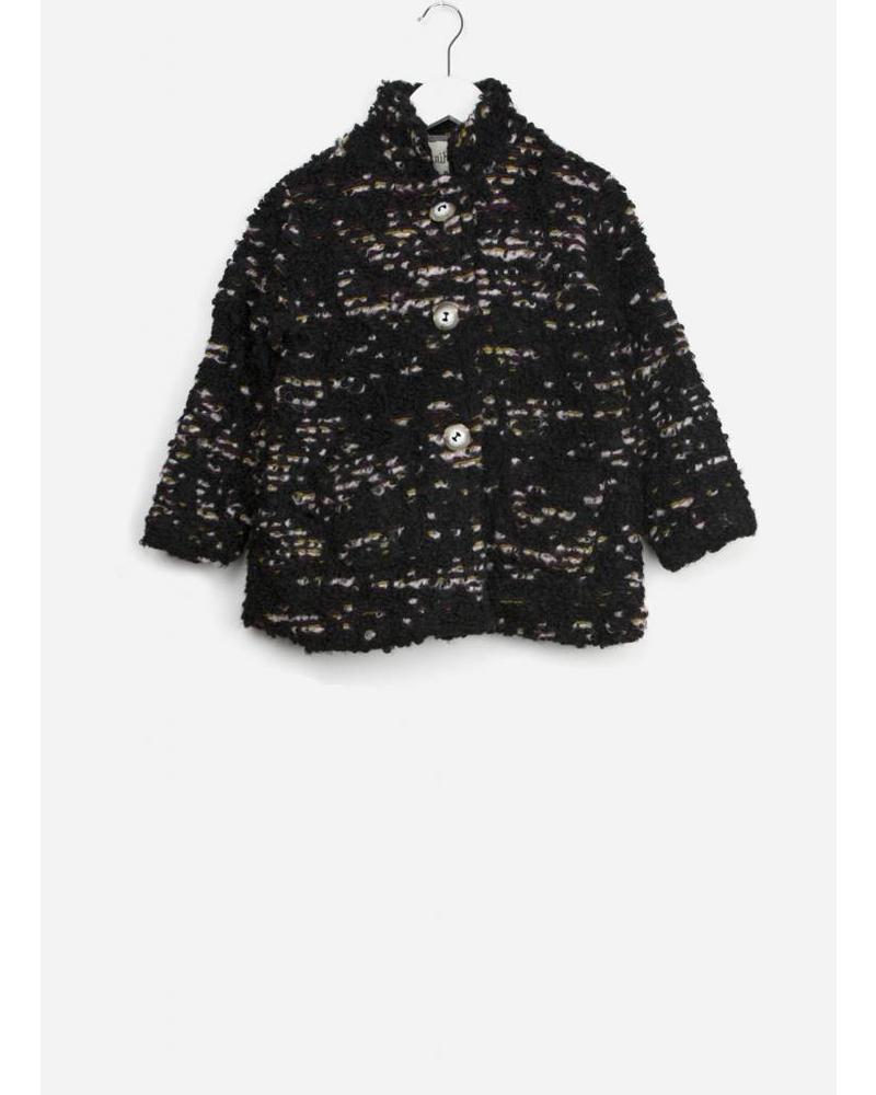 Buho claire fancy jacket black