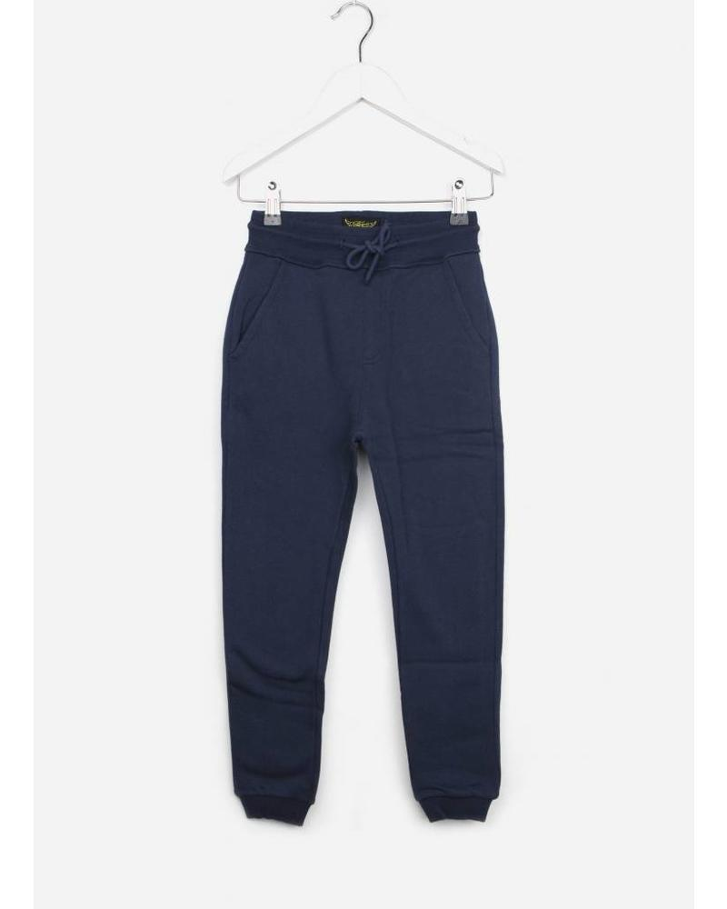 Finger in the nose sprint night blue jogging pant
