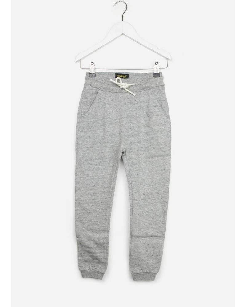 Finger in the nose sprint heather grey jogging pant
