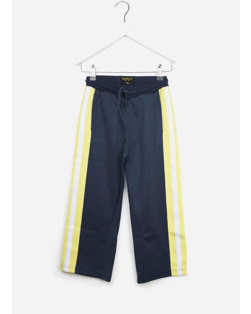 Finger in the nose rey night blue jogging pant