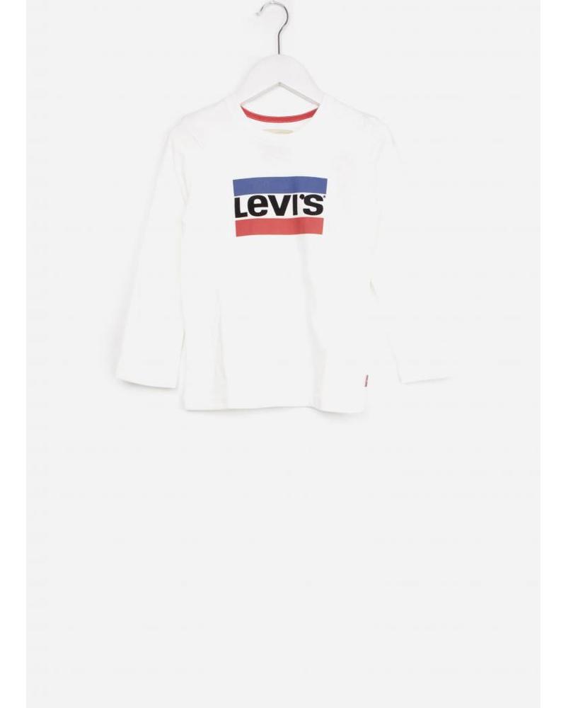 Levi's tee shirt marshmallow