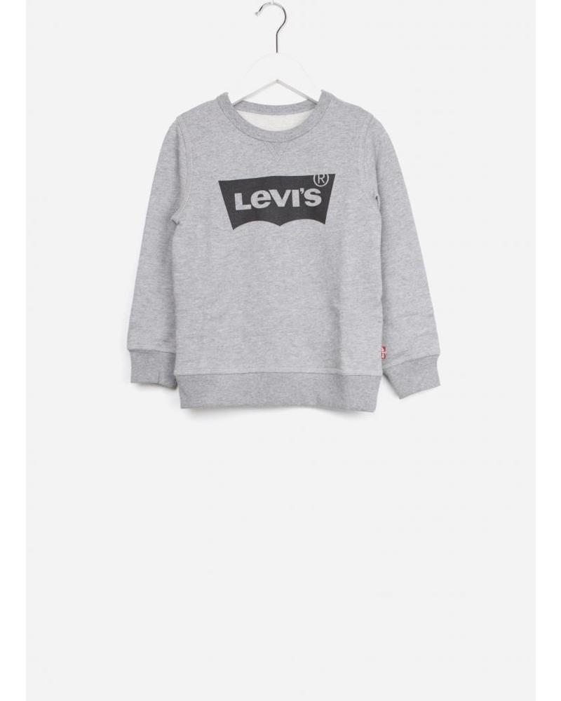 Levi's sweat shirt gris chine