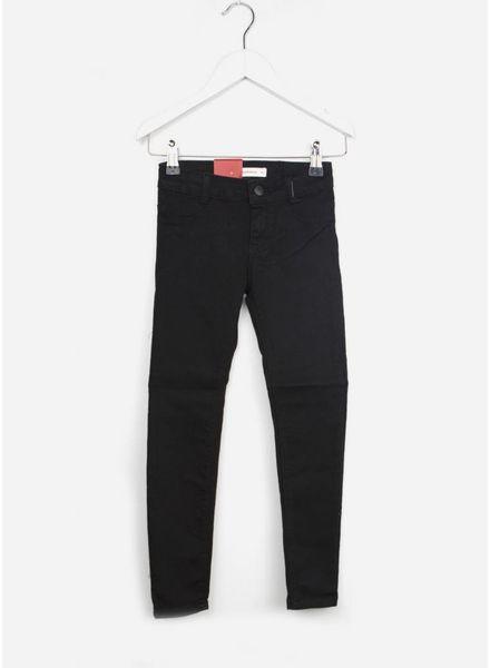 Levi's 710 broek black