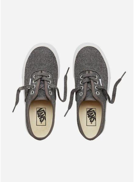 Vans lurex glitter black