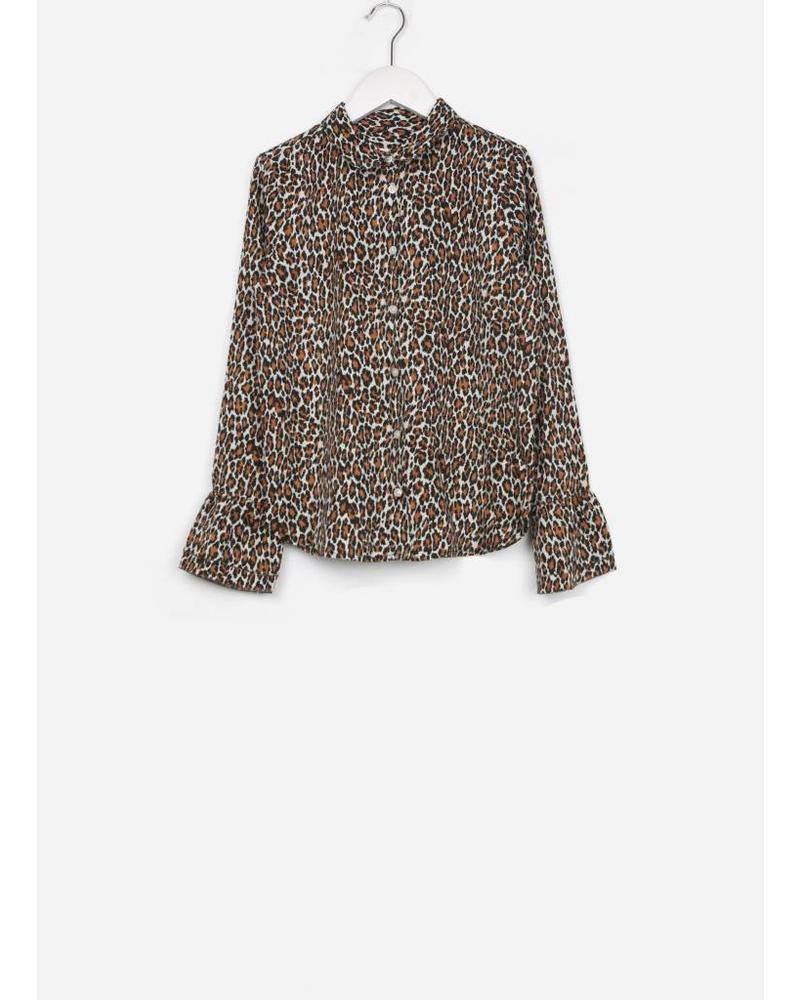 Les Coyotes De Paris karlie leopard