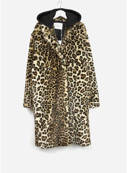 Les Coyotes De Paris jas lizzy leopard