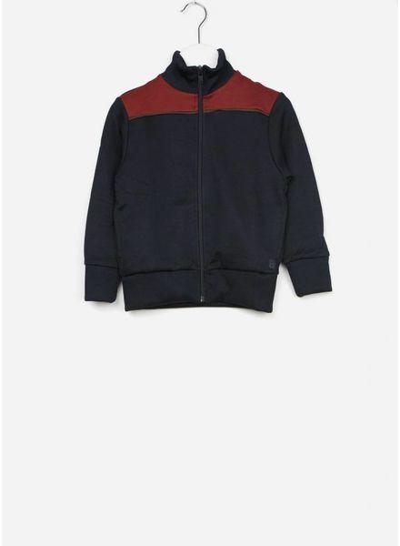 Bellerose vest sweatshirt fiss america