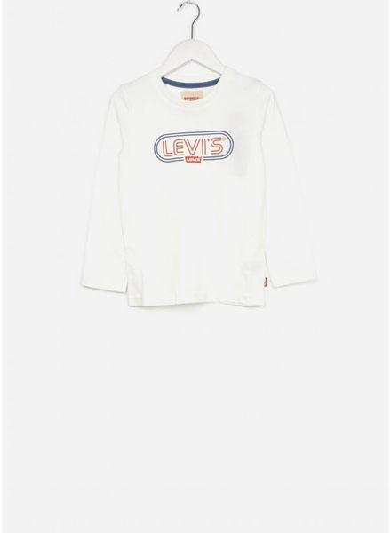 Levi's shirt marshmellow