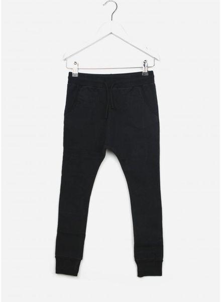 Mingo broek slimfit jogger black