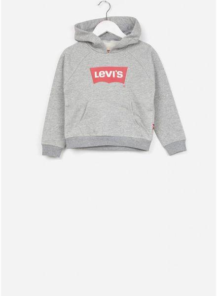 Levi's trui sweat shirt gris claire