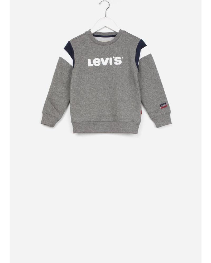 Levi's sweat shirt grey melange