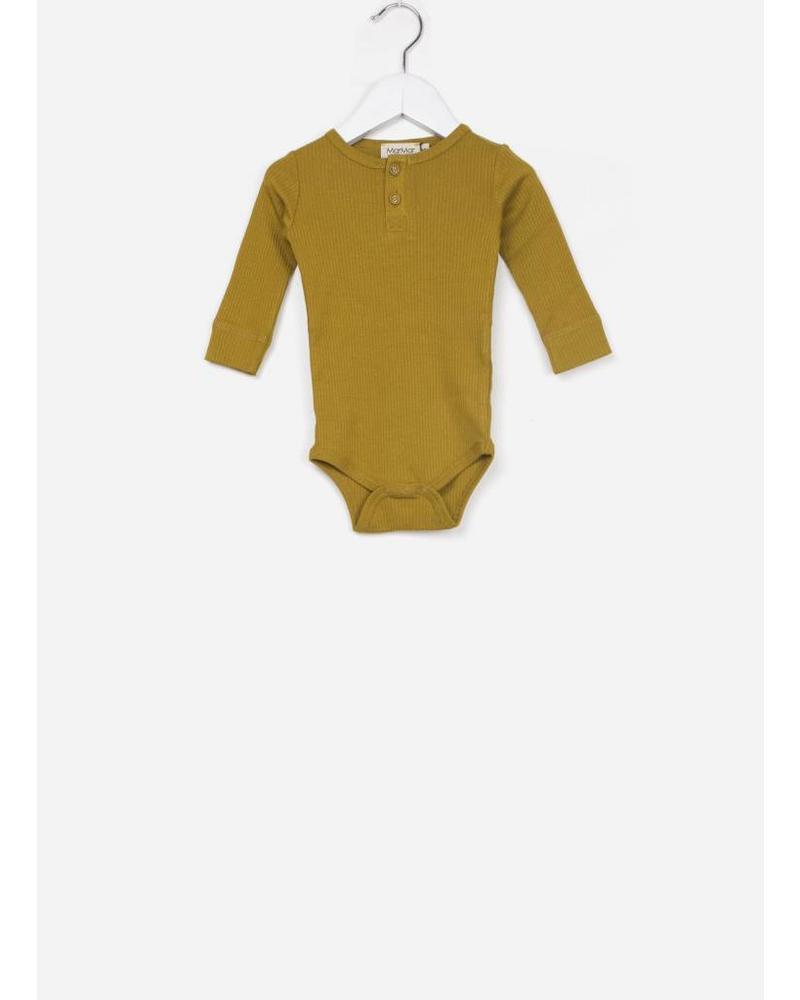 MarMar Copenhagen body ls baby unisex syrup