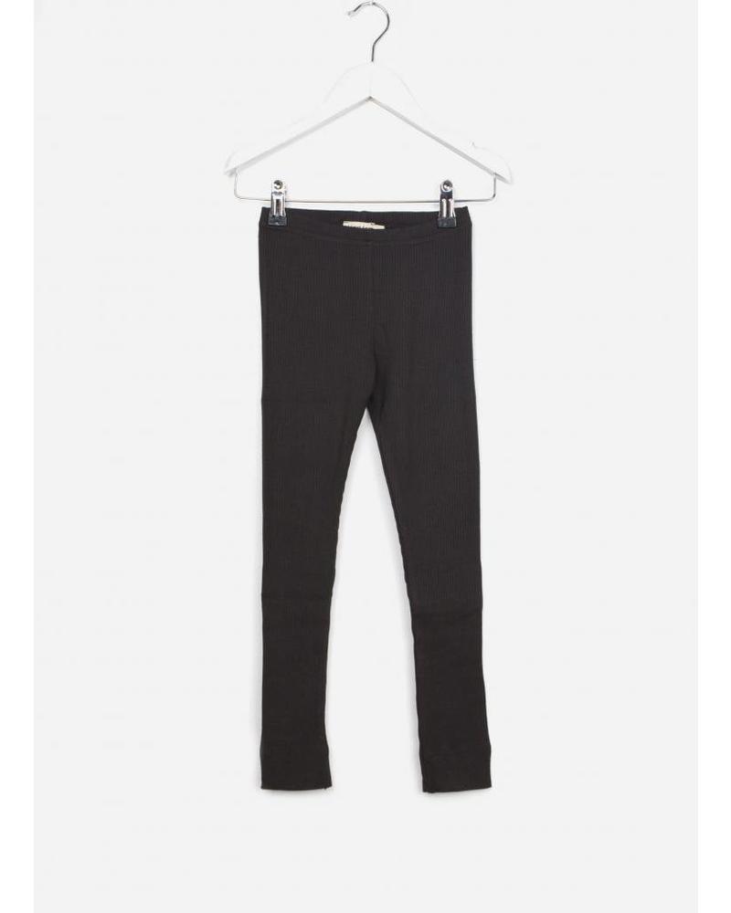 MarMar Copenhagen leg pants unisex dark chocolate