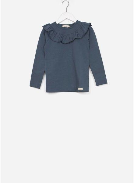 MarMar Copenhagen shirt tessie tween shaded blue