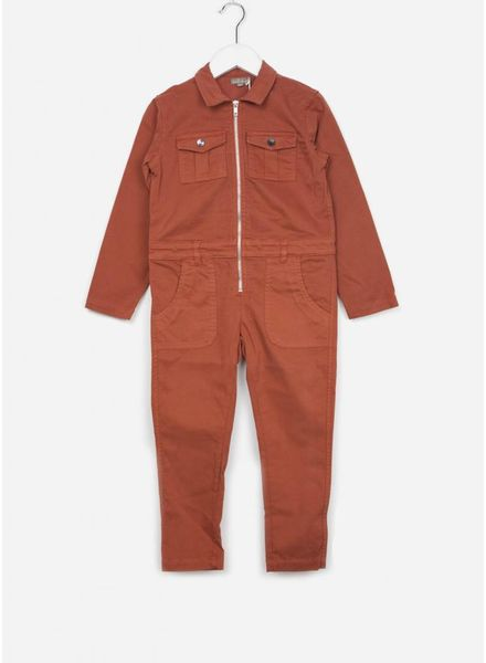 Emile et Ida onepiece overall rouge