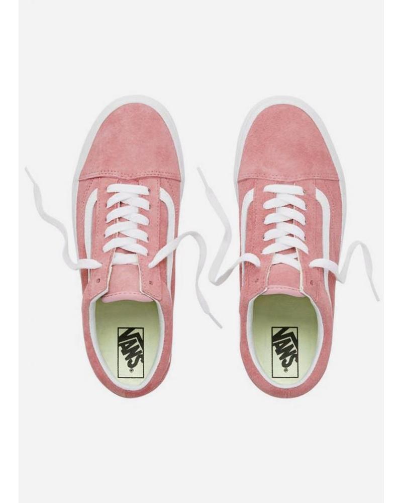 Vans old school suede desert rose/true