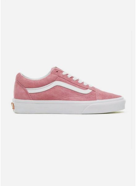 Vans old school suede desert rose/true