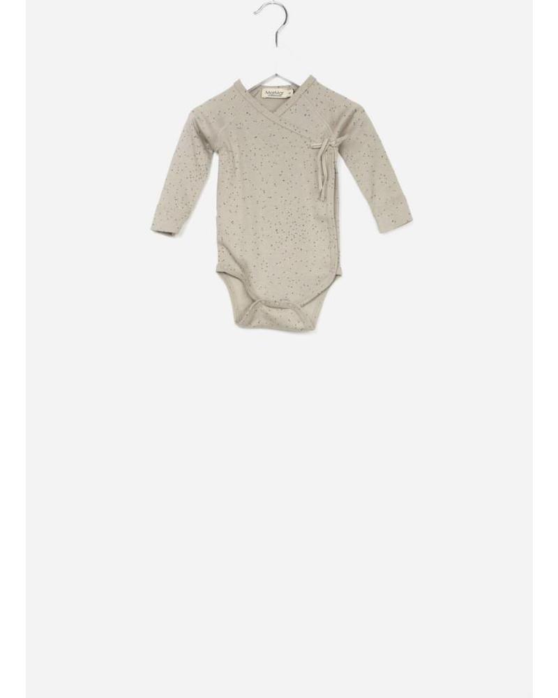 MarMar Copenhagen belita body baby unisex dark sand