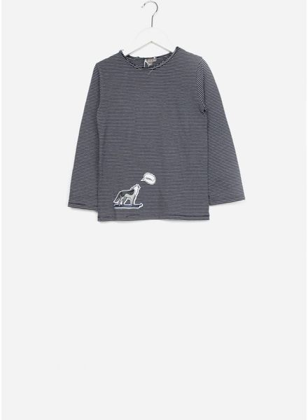 Emile et Ida shirt rayure streep
