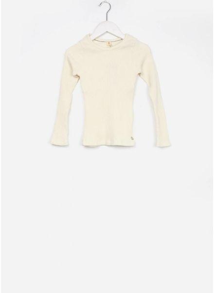 Bellerose shirt slik ecru