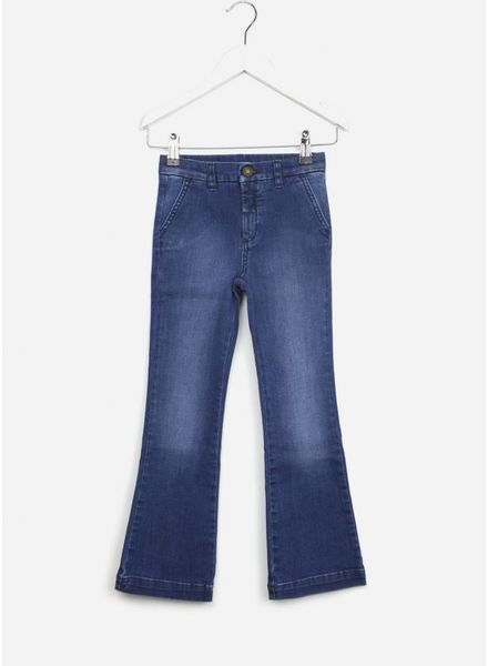 By Bar broek leila pant blue denim