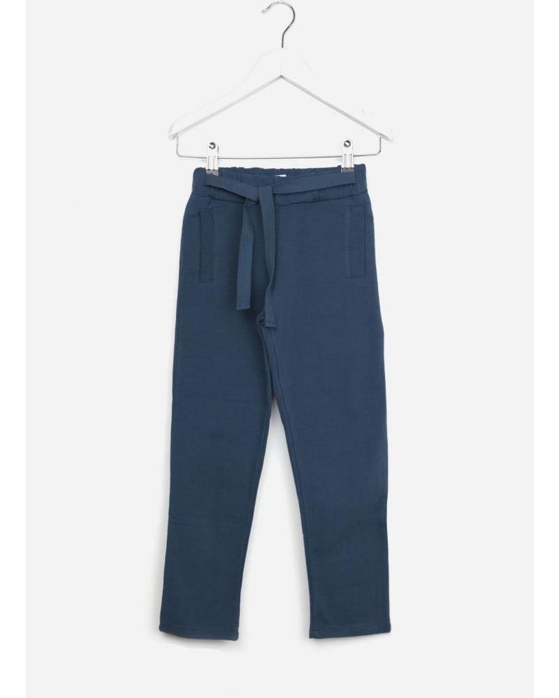 By Bar girls jette pant solid oil blue
