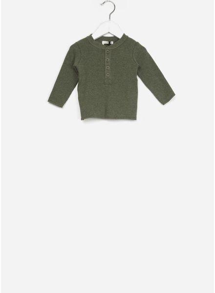 1+ In The Family t-shirt matt khaki