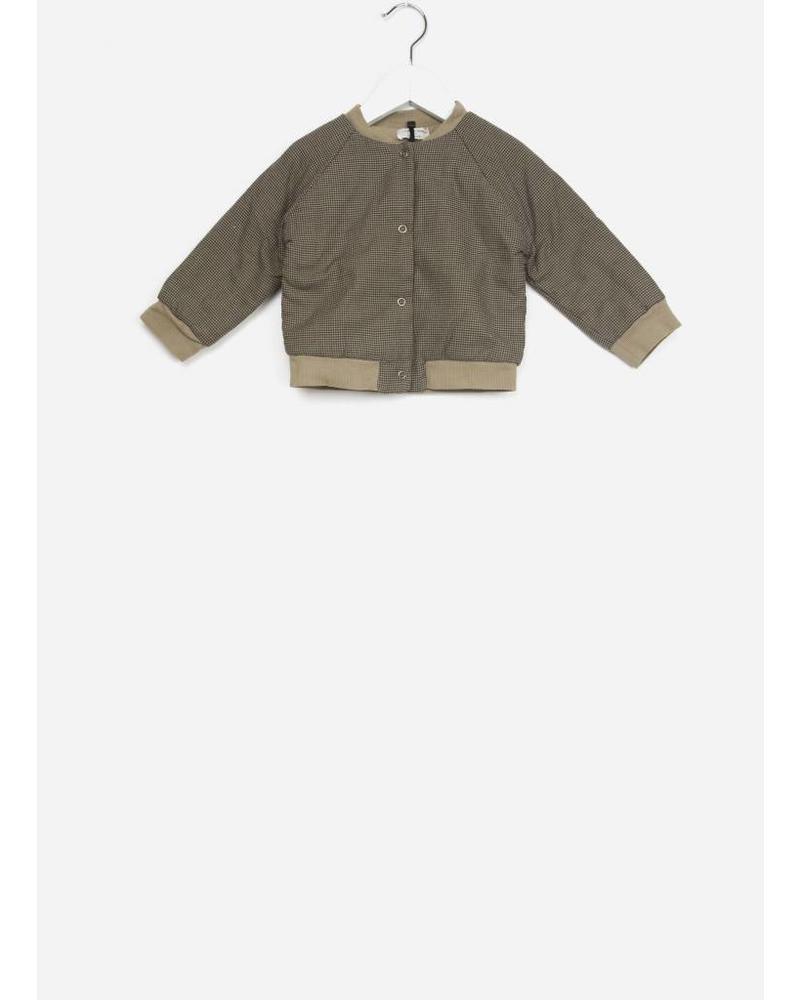 1+ In The Family gilbert bomber jacket