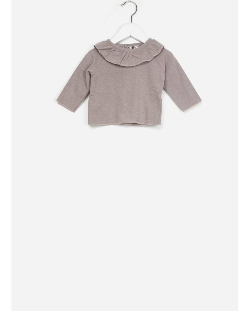 1+ In The Family clementina blouse rose