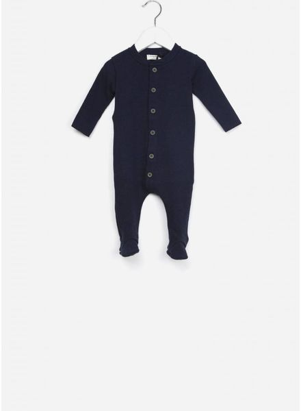 1+ In The Family marcello jumpsuit blue