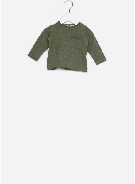 1+ In The Family oriol t-shirt khaki