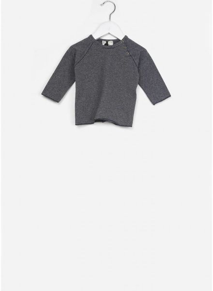 1+ In The Family eneko t-shirt blue/grey