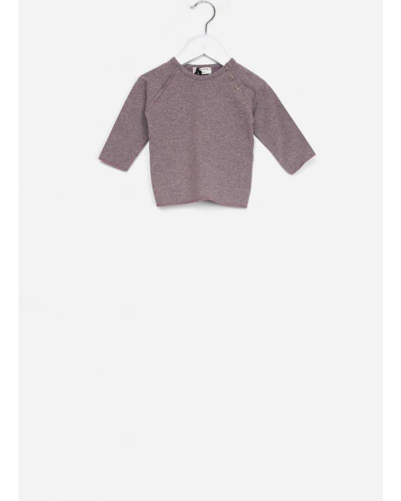 1+ In The Family eneko t-shirt pruna/grey