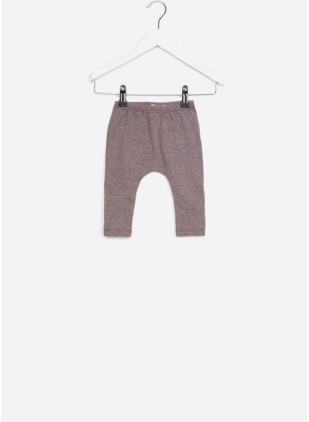 1+ In The Family pia leggings pruna/grey