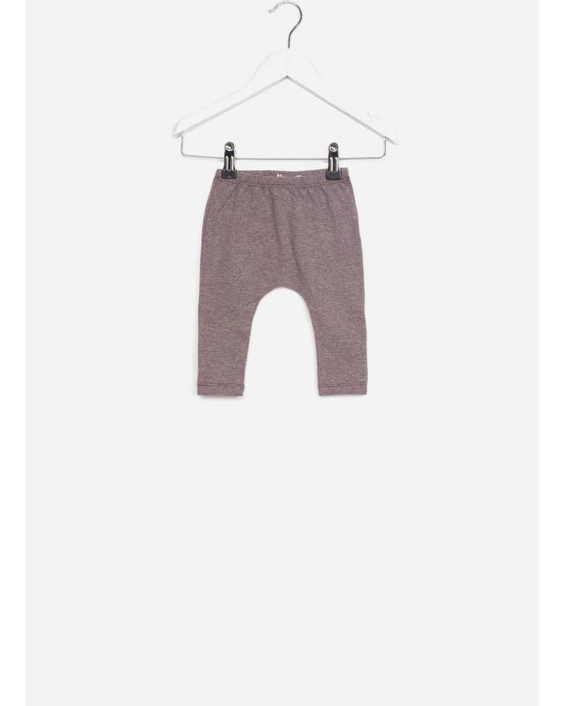 1+ In The Family pia leggings pruna/grey