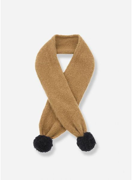 1+ In The Family veronica scarf ochre