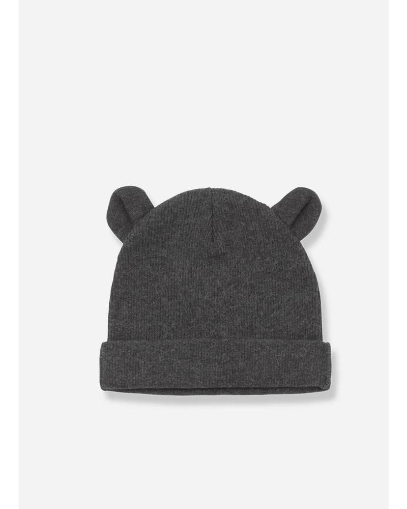 1+ In The Family abel bonnet ears anthracite