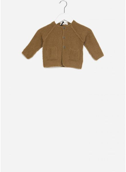 1+ In The Family agnes girly jacket ochre