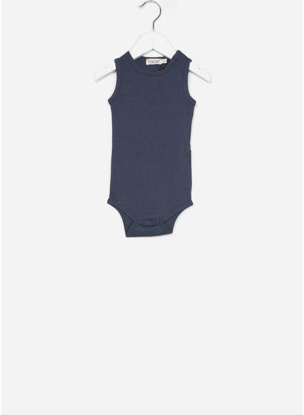 MarMar Copenhagen rompertje baby sleeveless blue