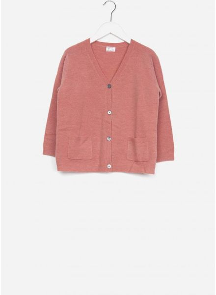 Morley vest iman royal pinkmarble