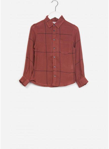 Morley blouse benjamin memphis red