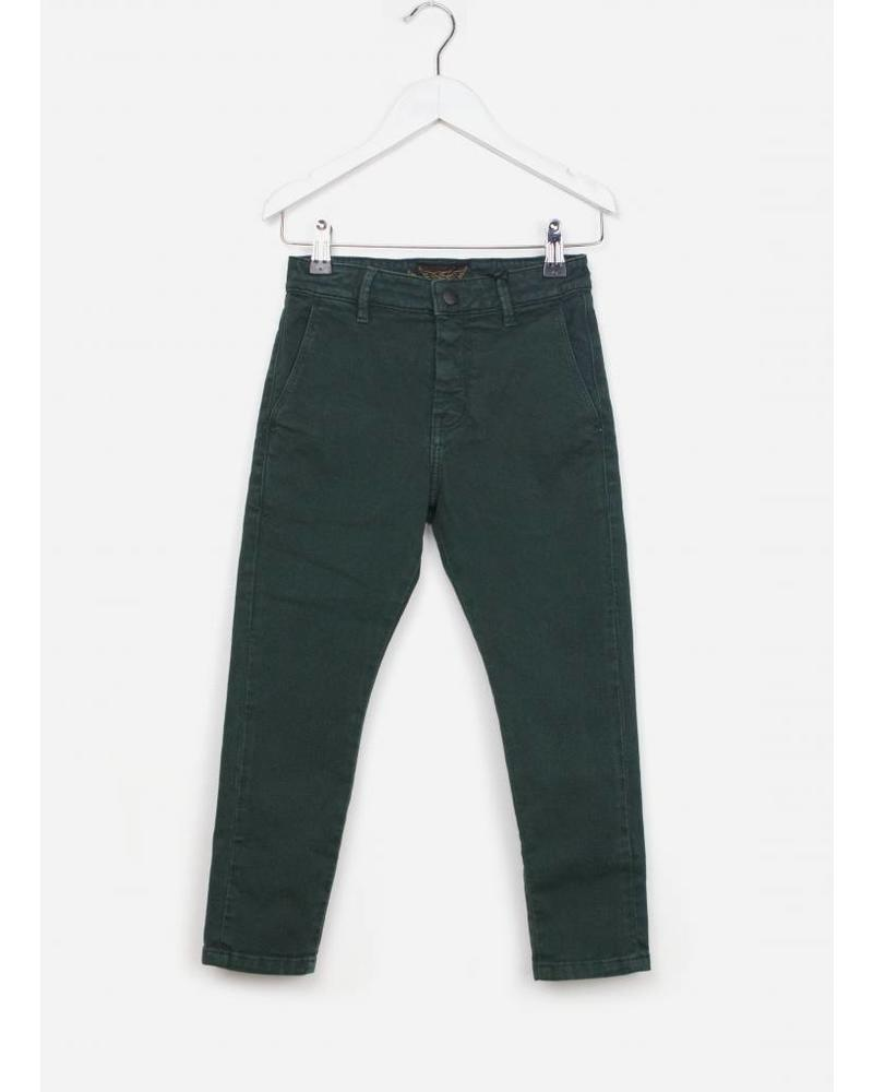 Finger in the nose new scotty college green chino pant